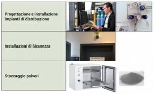 servizi apparecchiature